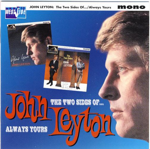 John Leyton Always Yours