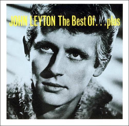 John Leyton The JOE MEEK Page CD Discography John Leyton The Best