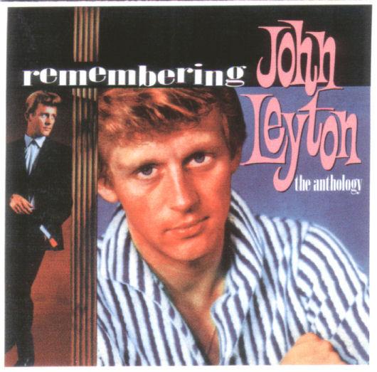 John Leyton The JOE MEEK Page CD Discography John Leyton